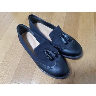 ヌォーボ(Nuovo)の【ちぃさま専用】NUOVO タッセルローファー(ローファー/革靴)