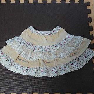 スーリー(Souris)のsouris  スーリー  スカート  120  (スカート)