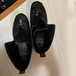 サヤ(SAYA)のショートブーツ(ブーツ)