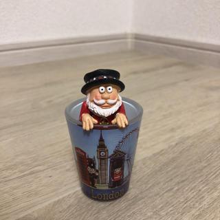 Londonワンショットグラスor置物(グラス/カップ)