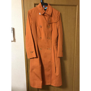 ポールスミス(Paul Smith)の【専用】Paul Smith トレンチコート size38 color オレンジ(トレンチコート)