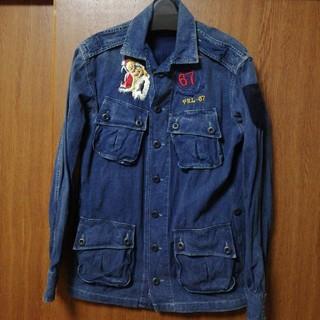ラルフローレン(Ralph Lauren)のラルフローレン デニムシャツジャケット 美品(Gジャン/デニムジャケット)