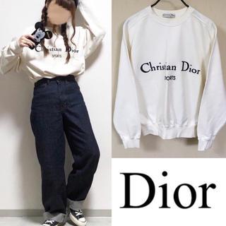 クリスチャンディオール(Christian Dior)の90's Christian Dior ディオール パーカー スウェット (トレーナー/スウェット)