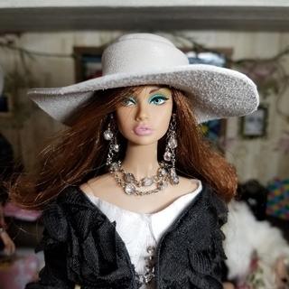 バービー(Barbie)の♥️まゆ-様専用♥️ ポピーパーカー ドール用ハット(人形)