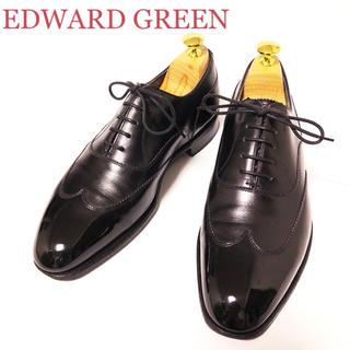 エドワードグリーン(EDWARD GREEN)の110.EDWARD GREEN BEAULIEU ラストE82 5 5 1/2(ドレス/ビジネス)