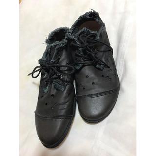 トリッペン(trippen)のレディースシューズ(ローファー/革靴)