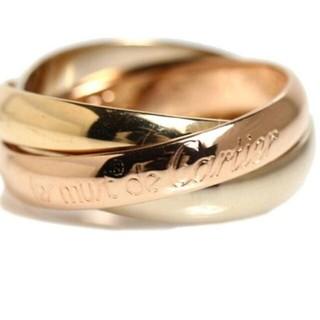 カルティエ(Cartier)の大幅値下げカルティエ トリニティ リング(リング(指輪))