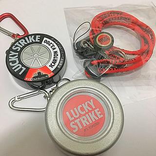 ジッポー(ZIPPO)のLUCKEY STRIKE 非売品ノベルティグッズセット(ノベルティグッズ)