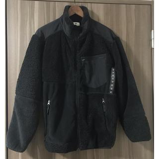エンジニアードガーメンツ(Engineered Garments)のユニクロ エンジニアードガーメンツ コンビネーションフリースジャケットM(ブルゾン)