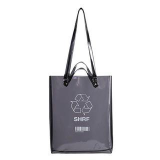 シャリーフ(SHAREEF)のSHAREEF PVC BAG (トートバッグ)