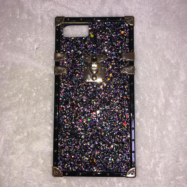 iPhone6.6s.7ケース キラキラの通販