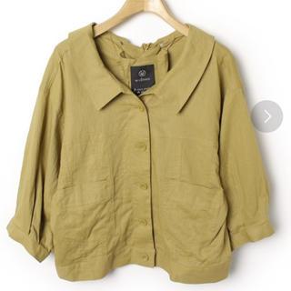 ダブルクローゼット(w closet)のジャケット(ミリタリージャケット)