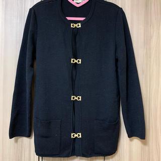 サルヴァトーレフェラガモ(Salvatore Ferragamo)の正規品♡フェラガモニットカーディガン(ニット/セーター)