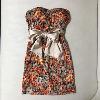 デイジーストア(dazzy store)のDazzy  store ベロア ドレス(ナイトドレス)