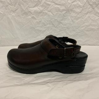 ダンスコ(dansko)のdansko ダンスコ イングリッド 40(ローファー/革靴)