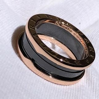 極美品 ブルガリ リング(指輪) 14号(リング(指輪))