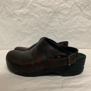 ダンスコ(dansko)のdansko ダンスコ 38 イングリッド(ローファー/革靴)