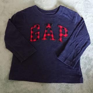 ギャップ(GAP)の【80サイズ】  GAP  シャツ ベビー 長袖(シャツ/カットソー)