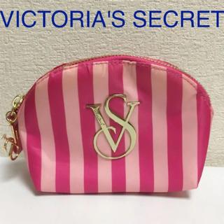 ヴィクトリアズシークレット(Victoria's Secret)のヴィクトリアシークレット ポーチ メイクポーチ ピンク ビクトリアシークレット(ポーチ)