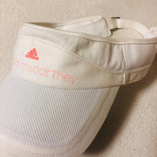 アディダスバイステラマッカートニー(adidas by Stella McCartney)のadidas ステラマッカートニー サンバイザー 未使用(その他)