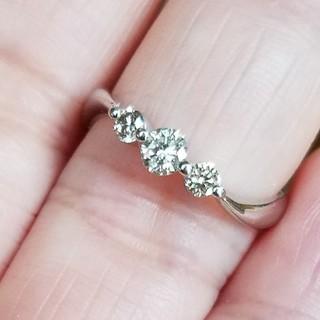 0.3ctダイヤモンドリング(リング(指輪))