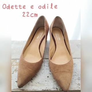 オデットエオディール(Odette e Odile)のOdette e odile 秋冬パンプス(ハイヒール/パンプス)