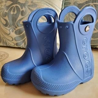 crocs - セール!クロックス 長靴 c6(14cm)
