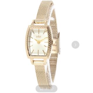 エテ(ete)のete 腕時計 ゴールド ダイヤ(腕時計)