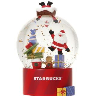 スターバックスコーヒー(Starbucks Coffee)のスターバックス 2019 スノードーム ホリデー(置物)