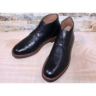 コールハーン(Cole Haan)のコールハーン チャッカブーツ 黒 2828,5cm US10,5M(ブーツ)