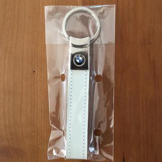 BMW - 新品 bmw キーホルダー ノベルティ ホワイト