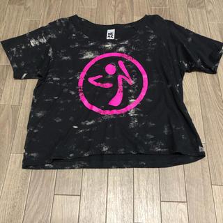 ズンバ(Zumba)のZUMBA Tシャツ ショート丈(Tシャツ/カットソー(半袖/袖なし))