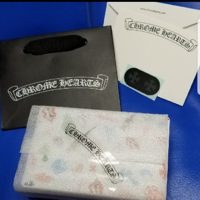 Chrome Hearts(クロムハーツ)のクロムハーツ クッキー CH Box Cookie  食品/飲料/酒の食品(菓子/デザート)の商品写真