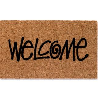 ステューシー(STUSSY)のStussy Welcome mat ドアマット 天然ココヤシ(玄関マット)