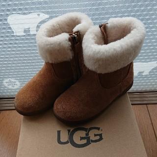 アグ(UGG)のアグ ムートンブーツ 16センチ(ブーツ)