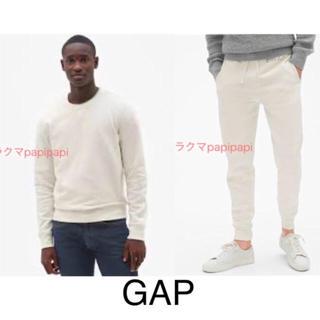 ギャップ(GAP)の新品 GAP メンズ フリース スウェット セットアップ(スウェット)
