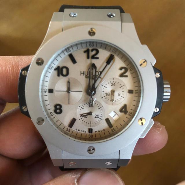 エルメス 腕時計 スーパーコピー / HUBLOT - HUBLOT 風時計の通販 by ゆーしっく's shop