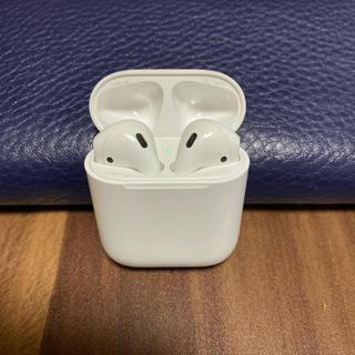 アップルウォッチ(Apple Watch)のAirPods Applewatch series 2NIKE セット売り(腕時計(デジタル))