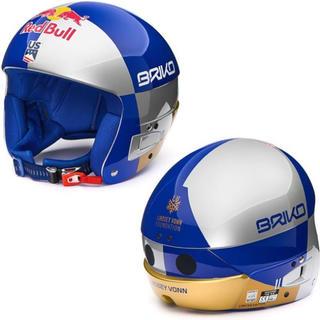 ブリコ ヘルメット スキー レッドブル 60