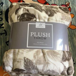 コストコ(コストコ)のPLUSH THROW(毛布)