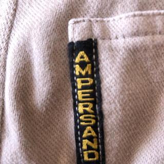 ampersand - AMPERSAND 薄手 パンツ 130