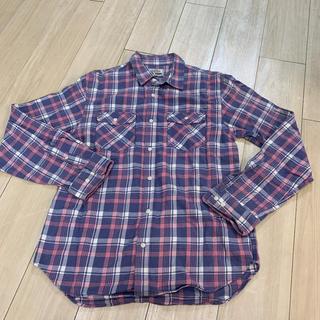 アウトドアプロダクツ(OUTDOOR PRODUCTS)のメンズ チェックシャツ(シャツ)