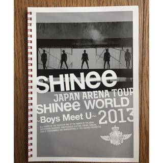 シャイニー(SHINee)のSHINeeノート(K-POP/アジア)