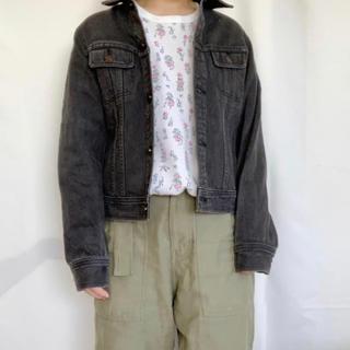 ラルフローレン(Ralph Lauren)のラルフローレン ブラックデニムジャケット (Gジャン/デニムジャケット)