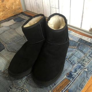 エミュー(EMU)のemu ムートンショートブーツ 27(ブーツ)