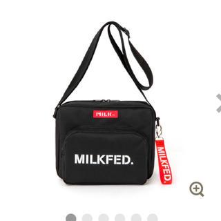 ミルクフェド(MILKFED.)のmilk 新品 ショルダーバッグ 新品未使用 ミルクフェド ムック(ショルダーバッグ)