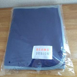 ビームス(BEAMS)のBEAMS DESIGN ビームス オリジナル フリース ブランケット 新品(ノベルティグッズ)
