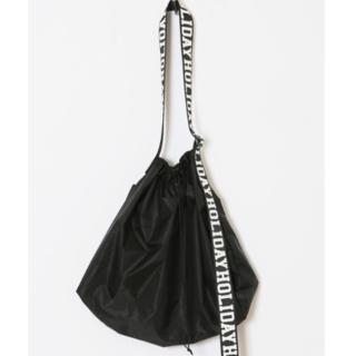 ホリデイ(holiday)の新品 HOLIDAY PACKABLE BAG パッカブルホリデイバッグ(ショルダーバッグ)