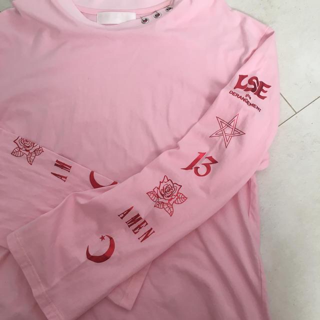 Bubbles(バブルス)のbubbles ロンT レディースのトップス(Tシャツ(長袖/七分))の商品写真