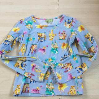フェフェ(fafa)のfafa ブルーキャッスル ロンT 120(Tシャツ/カットソー)